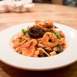 Spaghetti- Seafood
