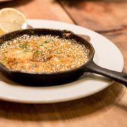 Sizzling Garlic Shrimp
