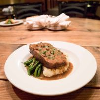 Tuscan Style Meatloaf