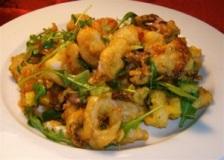 Flash Fried Calamari